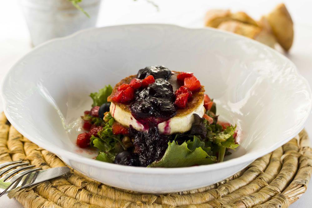 Ensalada-queso-de-cabra-restaurante-el-botanico